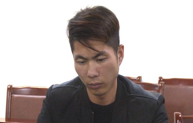 Đối tượng Trịnh Nhân Hiền.