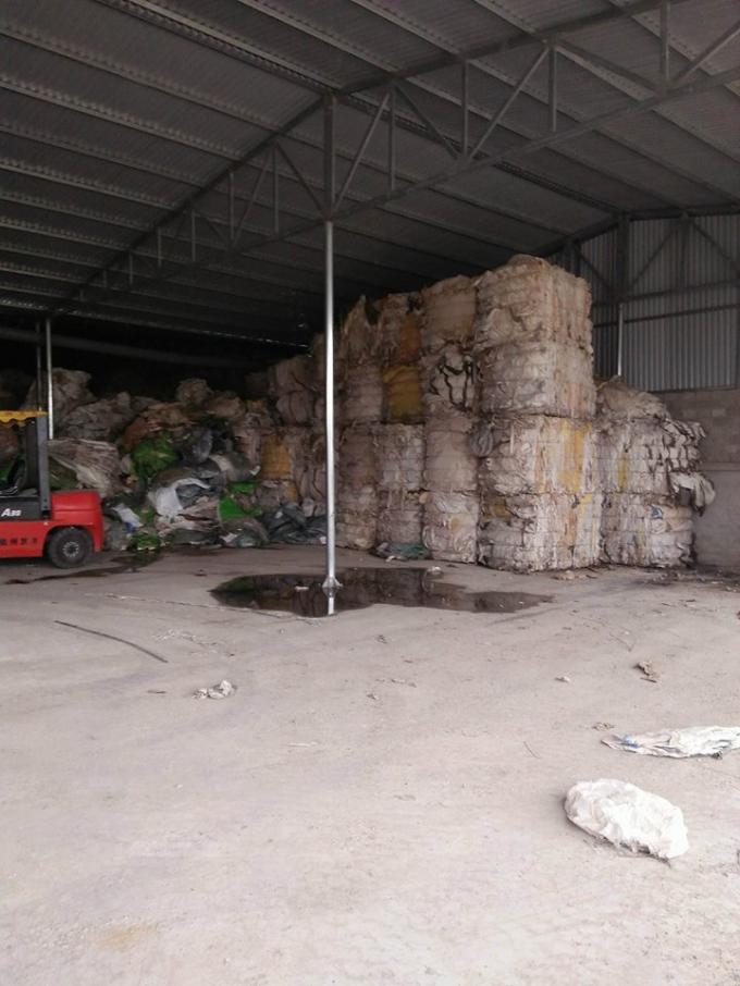 Quảng Xương (Thanh Hóa): Cơ sở sản xuất và tái chế nhựa hoạt động chui, bức tử người dân?