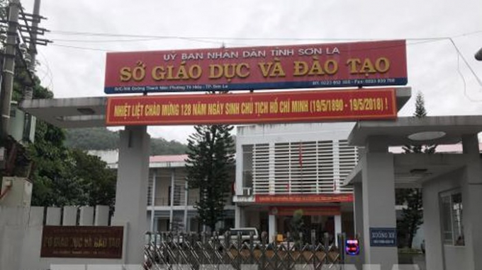 Sở GD&ĐT tỉnh Sơn La nơi có 30 em đạt điểm 9 môn Toán được cho là bất thường.