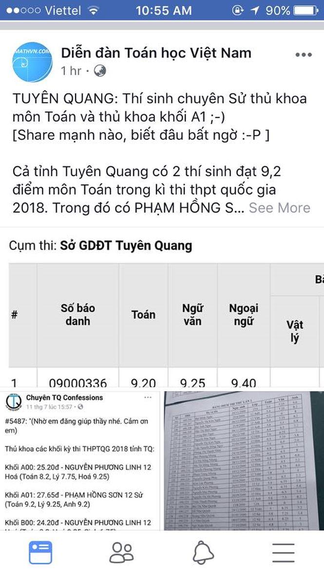 Thông tin chia sẻ vềthi cử ở Tuyên Quang.