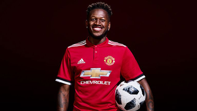 Fred chính là bản hợp đồng đáng chú ý nhất của M.U ở mùa Hè 2018.