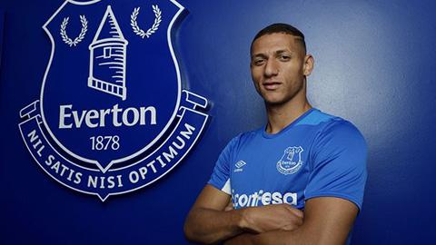 Everton bỏ ra đến 40 triệu bảng để có Richarlison