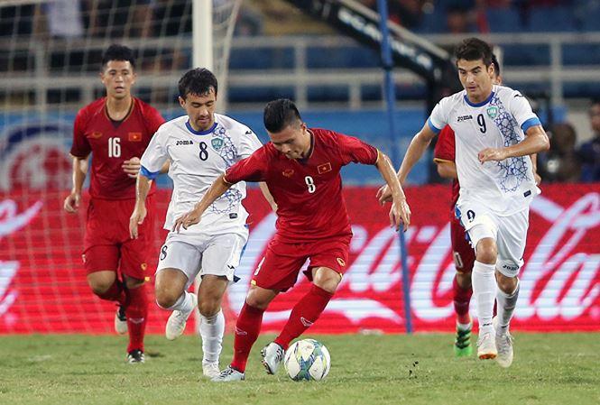 Đội tuyển U23 Việt Nam. (Ảnh: Báo Bóng đá)