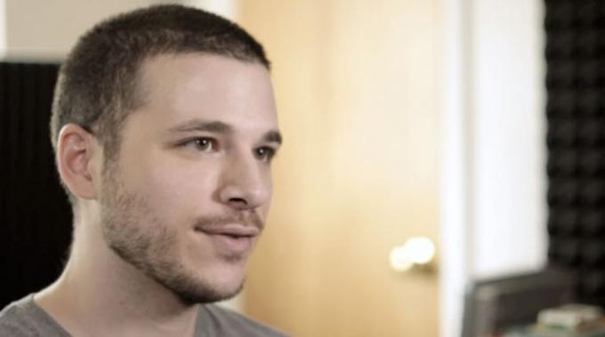 Zack Hemsey - chủ nhân của bản nhạc nền đình đámInception (Ảnh: Internet)
