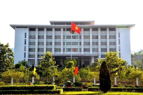 Trụ sở UBND tỉnh Lào Cai nơi xảy ra nhiều khiếu kiện trong quá trình thực hiện Dự án chợ văn hóa bến xe khách Sa Pa dẫn tới việc người dân không đồng tỉnh ủng hộ.