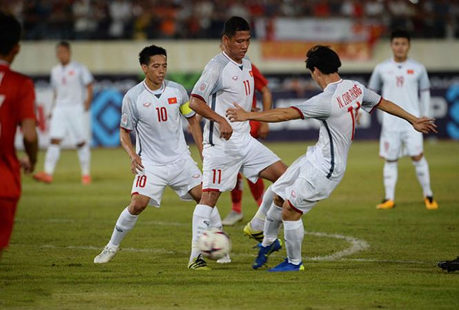 Dù giành chiến thắng trước Lào, nhưng ĐT Việt Nam không nên