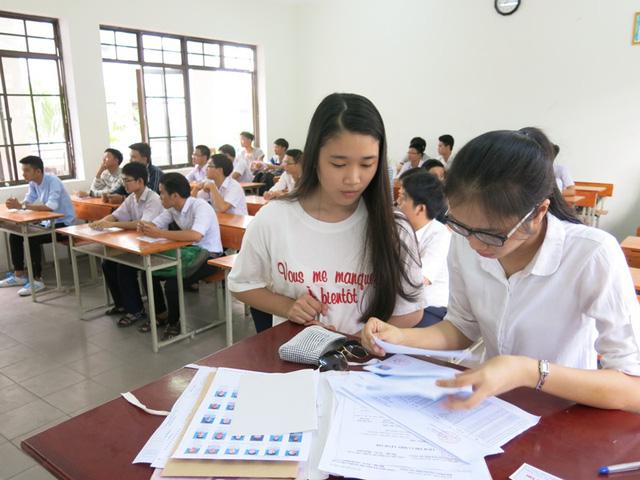 Thí sinh lưu ý thời gian đến nhận các giấy tờ, thủ tục tại trường cấp 3 từng theo học.