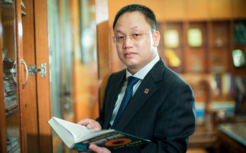Ông Nguyễn Cảnh Hồng - Tổng giám đốc Công ty Cổ phần Eurowindow. (Ảnh: Vneconomy)