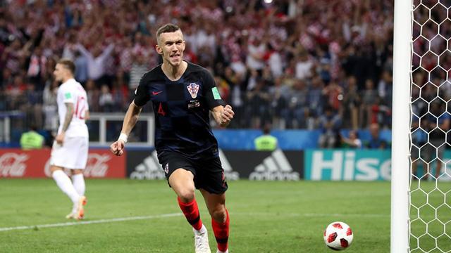 Bàn thắng của Perisic tạo ra bước ngoặt cho đội tuyển Croatia.