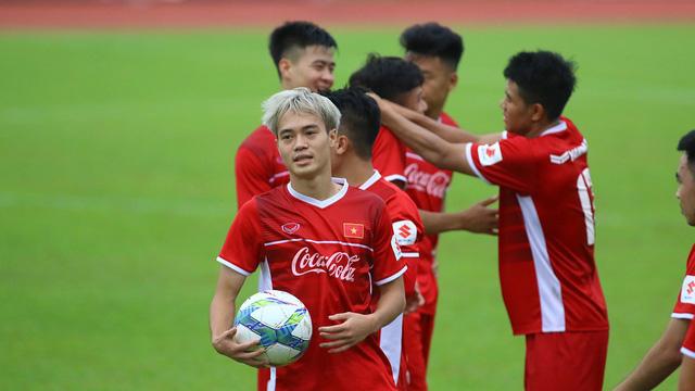 Ngoài hậu vệ Thành Chung bị chấn thương, đã được thay thế bằng Minh Vương, các cầu thủ còn lại đều đang đạt trạng thái tốt.