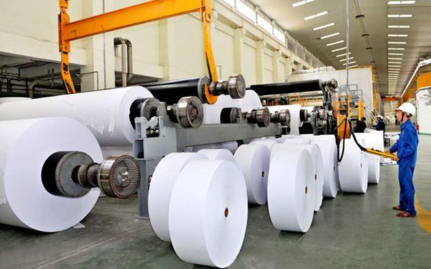 Ngành giấy Việt Nam đang lo lắng thiếu nguyên liệu sản xuất vì bị dừng nhập khẩu phế liệu giấy.