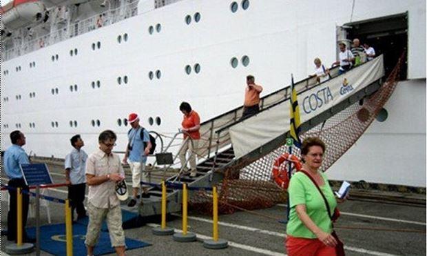 Đà Nẵng phấn đấu đến năm 2020 sẽ đón khoảng gần 200.000 lượt khách tàu biển.