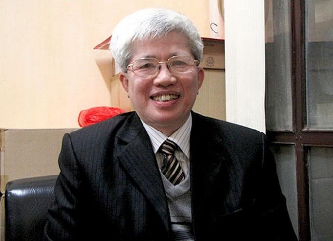 GS.TS Nguyễn Đình Cử