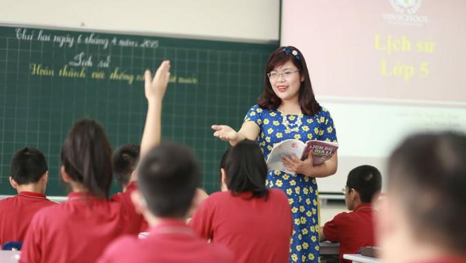 Nhà giáo không chỉ cần có bằng cấp mà cần có cả đạo đức nghề nghiệp, kỹ năng. (Ảnh minh họa)