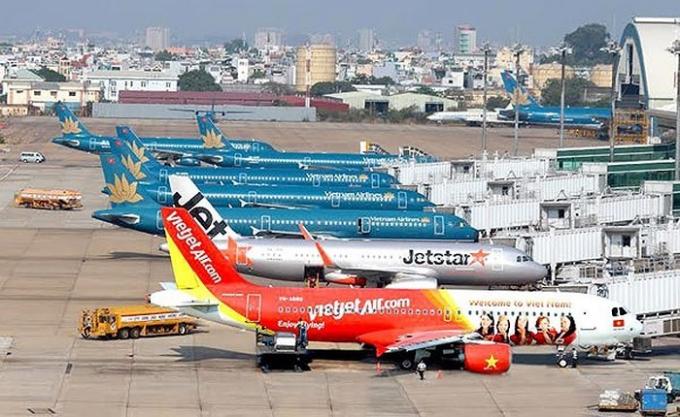 """Bộ GTVT đang cố tình """"câu giờ"""" chậm triển khai quy hoạch mở rộng sân bay Tân Sơn Nhất."""