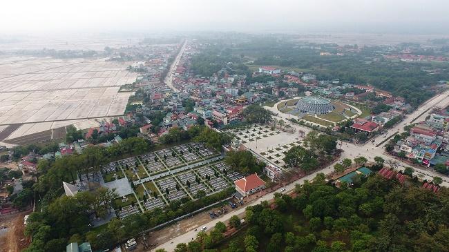 Một góc thành phố Điện Biên Phủ, tỉnh Điện Biên (Ảnh:TN&MT)