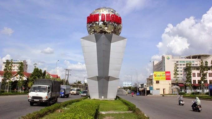 Tỉnh Bình Dương phấn đấu đến năm 2019 sẽ là thành phố trực thuộc trung ương