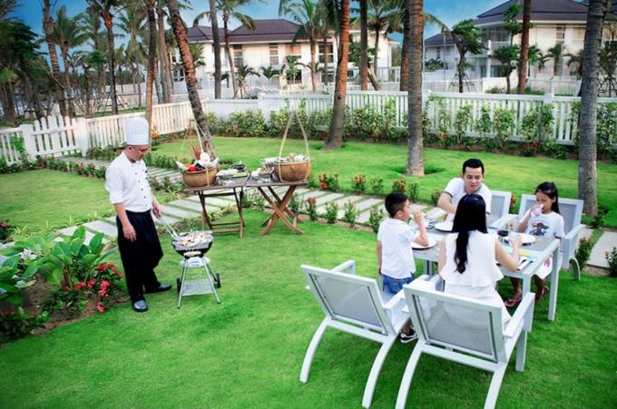 Premier Village Đà Nẵng có rất nhiều tiện ích.