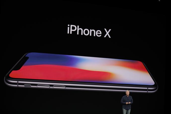 Ngắm nhìn siêu phẩm công nghệ iPhone X vừa được trình làng