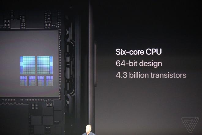 iPhone mới sẽ được trang bị vi xử lí Apple A11 Bionic 64-bit có sức mạnh tuyệt vời