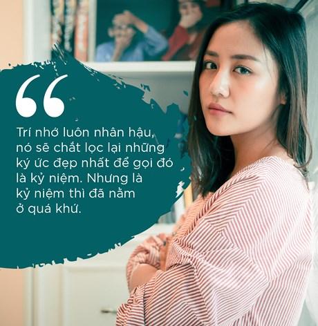 Văn Mai Hương trải lòng về lý do chia tay bạn trai là Thanh tra Bộ Xây dựng