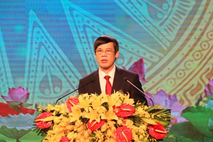 Ông Nguyễn Đình Xứng, Chủ tịch UBND tỉnh Thanh Hóa.