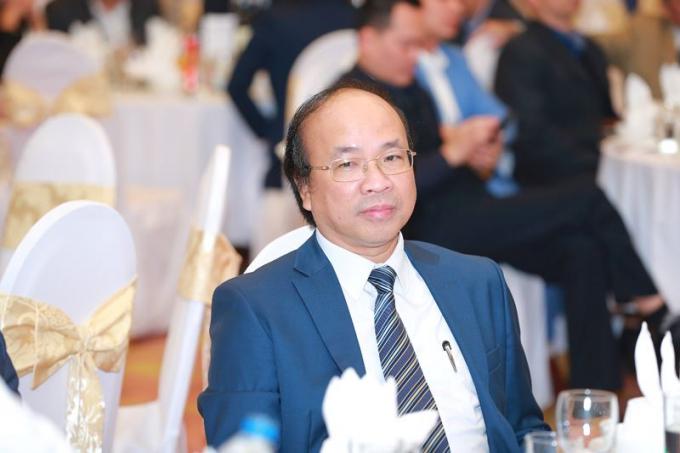 Thứ trưởng Bộ Tư pháp Phan Chí Hiếu tới dự Chương trình