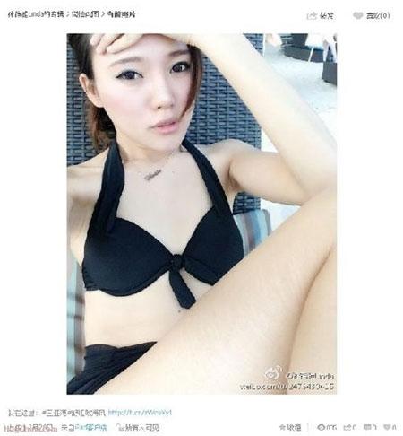 Tuy nhiên phía công ty quản lý của Tôn Tịnh Nhã là New Silk Road đã lên tiếng phủ nhận việc người mẫu của họ có tham gia bữa tiệc thác loạn ở đảo Nam Á. Cô nàng cũng cho biết mình chưa từng chat sex và có người đang lợi dụng tên tuổi của mình để thu hút nhiều người truy cập vào trang web.