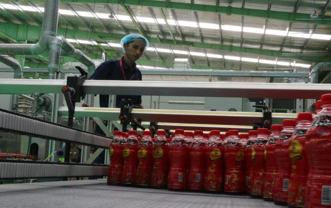Với công suất lớn nhất thế giới lên đến 48.000 chai một giờ. Number One Chu Lai sẽ trở thành điểm cung cấp các sản phẩm NGK có lợi cho sức khỏe khắp các tỉnh miền Trung - Tây Nguyên.