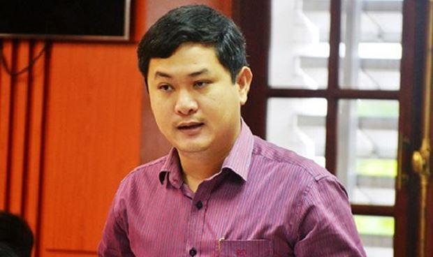 Ông Lê Phước Hoài Bảo, Giám đốc Sở KH&ĐT tỉnh Quảng Nam bị đình chỉ công tác.