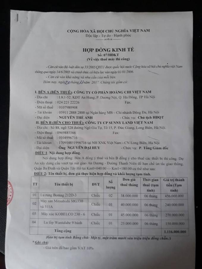 """Nghi án rút ruột dự án nút giao An Dương- đường Thanh Niên: Chủ đầu tư có """"đánh bùn sang ao""""? - Ảnh 6"""