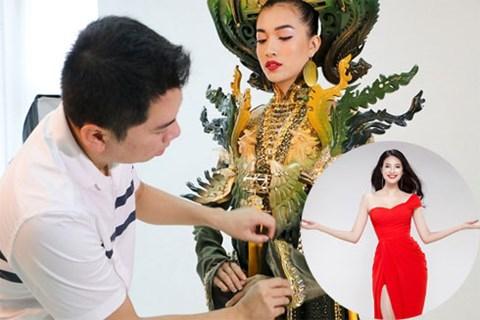 """Lệ Hằng và Phạm Hương dù """"trắng tay"""" khi thi quốc tế nhưng """"đắt sô"""" và nổi tiếng hơn khi trở về và tham gia showbiz Việt."""