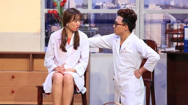 Trường Giang và Trấn Thành yêu Hari Won hơn Tiến Đạt1