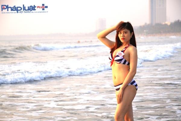 Thí sinh Lương Thị Trâm.