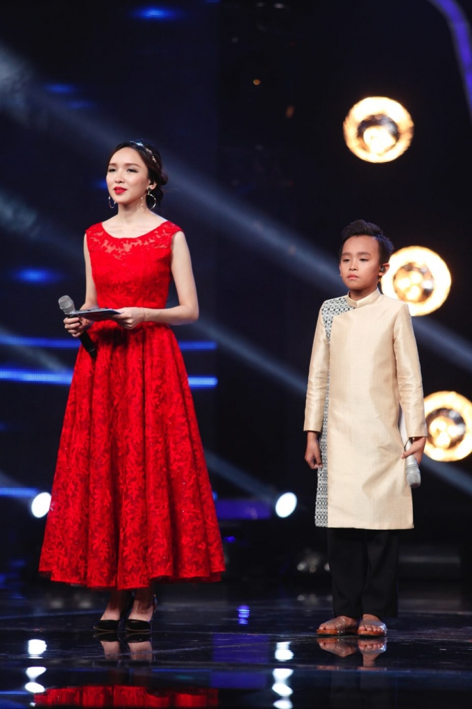 Vietnam Idol Kids: Hồ Văn Cường hát cải lương khiến ban giám khảo