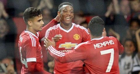 MU đang rất quyết tâm có được 3 điểm trước West Ham