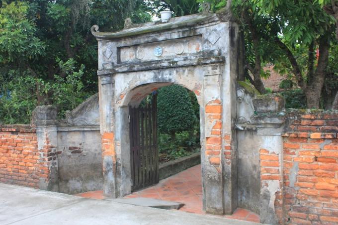 Nhà cổ Mễ Sở - Điểm dừng níu chân du khách