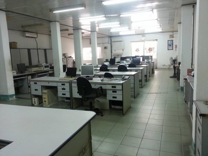 Nhà xưởng bên trong khu đất37/5 Bế Văn Cấm. Ảnh: Báo Dân Việt