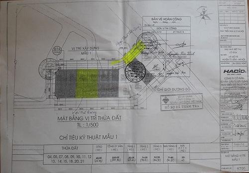 Bản đồ quy hoạch dự án