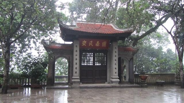 Đền Thượng - Lào Cai.