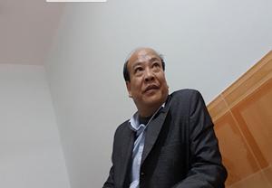 Ông Tạ Văn Ngọc - Giám đốc Ban QLDA đầu tư xây dựng thị xã Phổ Yên.