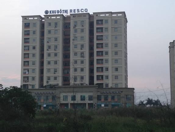 Handi Resco đã thực hiện đầu tư xây dựng và bán nhà tại dự án Khu đô thị Handi Resco khi còn chưa có quyết định giao đất và chuyển đổi mục đích sử dụng đất (ảnh: TL)