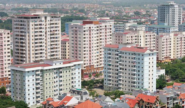 Năm 2018, Hà Nội đặt muc tiêu phát triển mới khoảng 11 triệu m2 sàn nhà ở, tập trung phát triển nhà ở xã hội và nhà ở tái định cư (Ảnh minh họa).