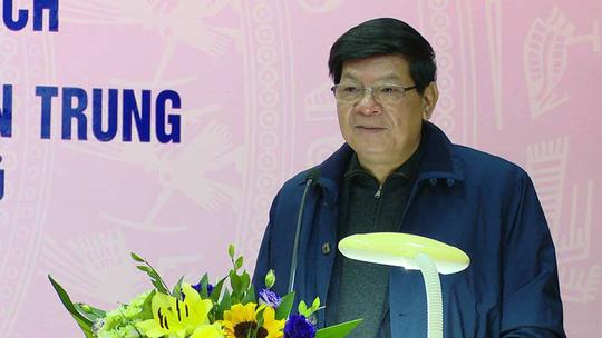 Phó Chủ tịch UBND TP Hà Nội Nguyễn Quốc Hùng cam kết đảm bảo chất lượng, tiến độ dự án