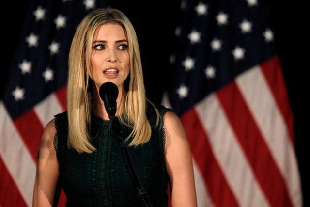 Ivanka Trump - con gái Tổng thống Mỹ Donald Trump. Ảnh: Reuters