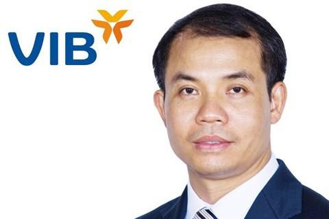 Ông Đặng Khắc Vỹ, Chủ tịch VIB.