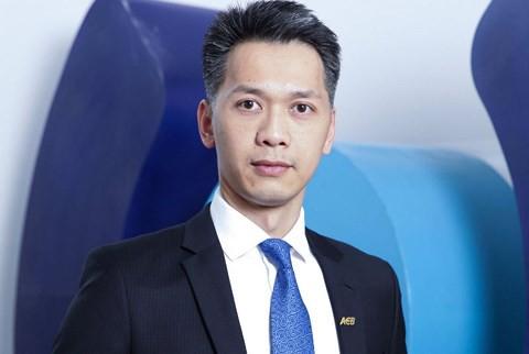 Doanh nhân trẻ Trần Hùng Huy, Chủ tịch ACB.