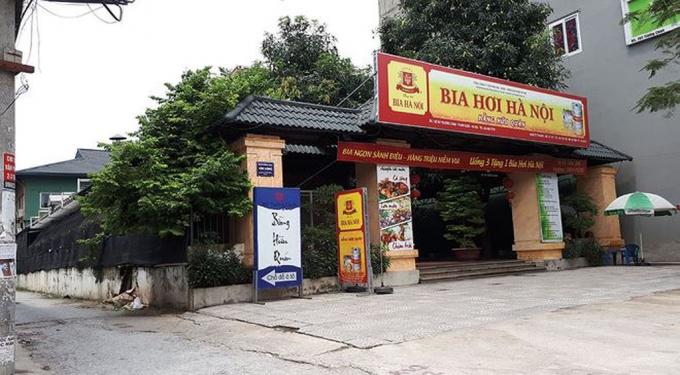 """Dự án ở 201 Trường Chinh do Công ty cổ phần Đầu tư TSG Việt Nam nắm giữ cổ phần chi phối """"biến tướng"""" thành kinh doanh dịch vụ"""