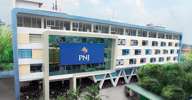 Trụ sở chính của PNJ tại đường Phan Đăng Lưu, quận Phú Nhuận, TP. HCM đang quá tải