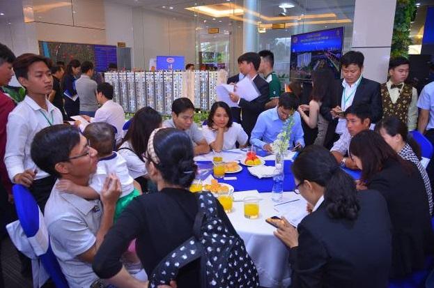 Dự án Him Lam Phú An – quận 9 đang thu hút sự quan tâm của khách hàng nhờ vi trí tốt, tiện ích hiện đại và giá bán hợp lí. (Ảnh Him Lam Land)